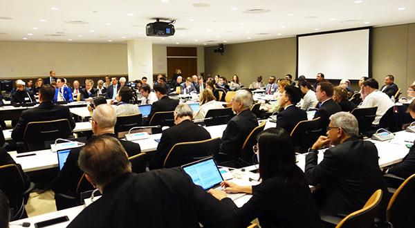 Adnan Oktar Temsilcileri BM Genel Kurulunda