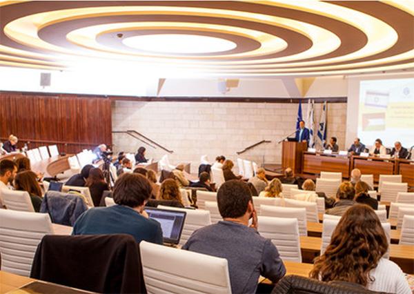 """İbrani Üniversitesinde """"15. Yılında Arap Barış Girişimi"""" Konferansı"""