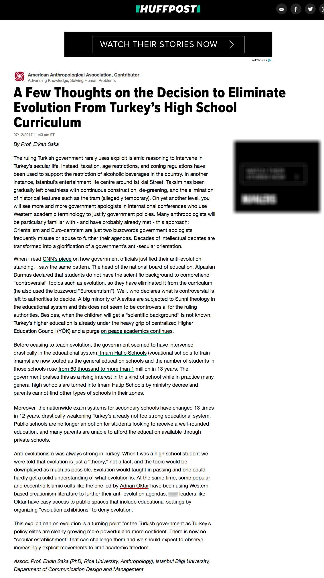 20 huffington_posts_adnan_oktar_evolution_out_from_cirriculum