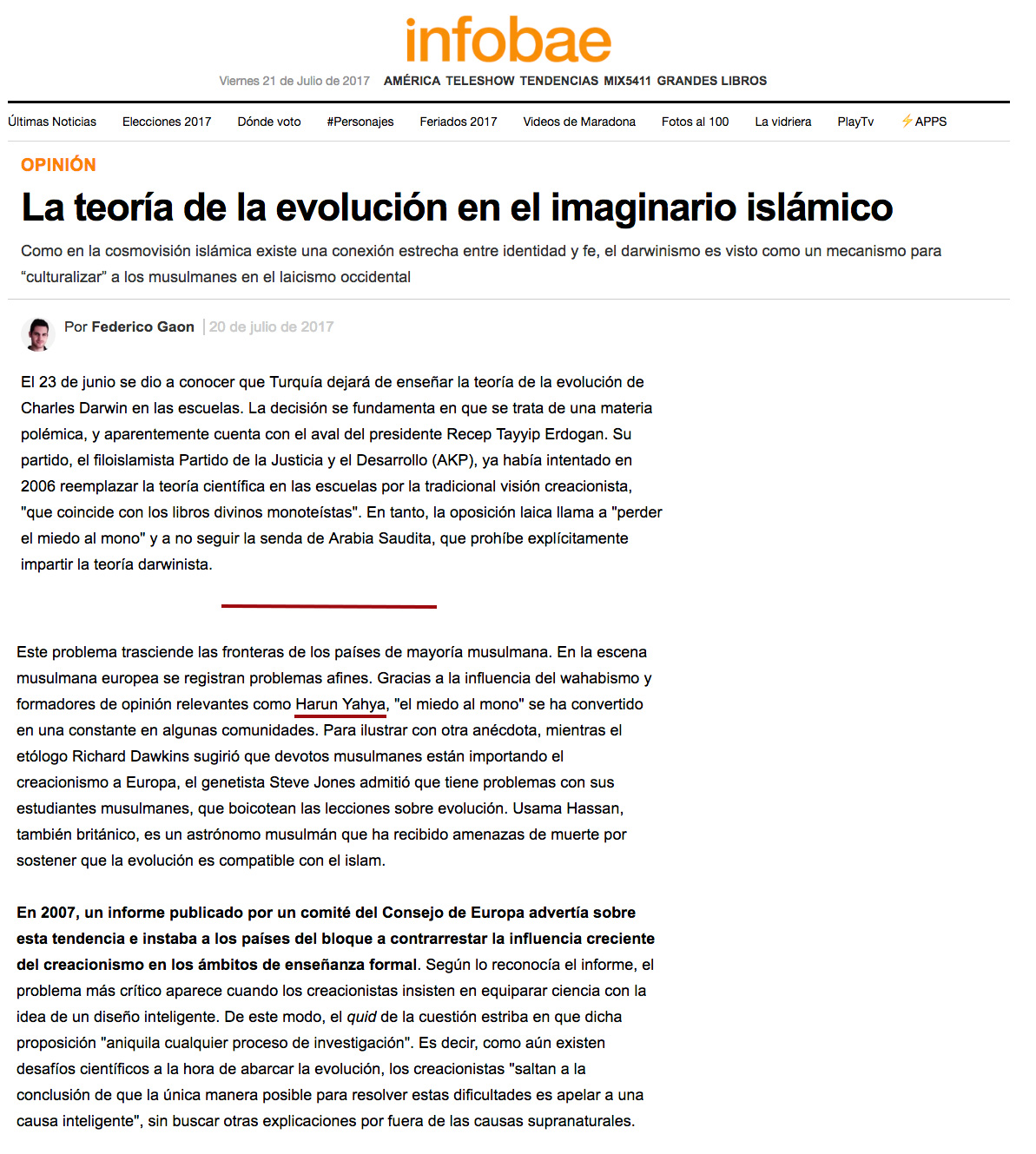 22 infobae_adnan_oktar_evolution_out_from_cirriculum