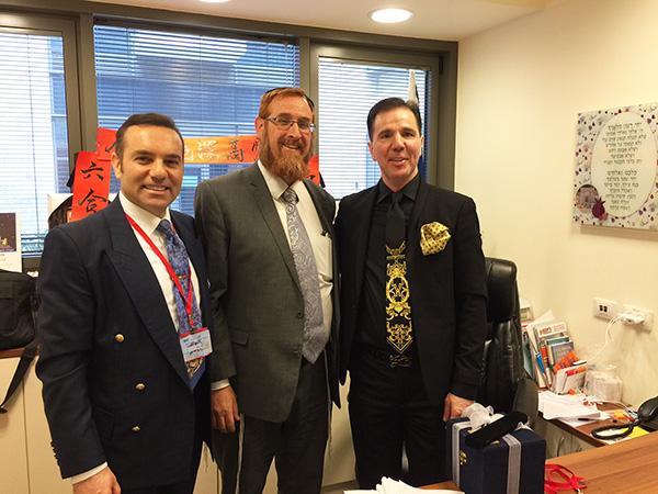 Likud partisinden milletvekili Haham Yehuda Glick