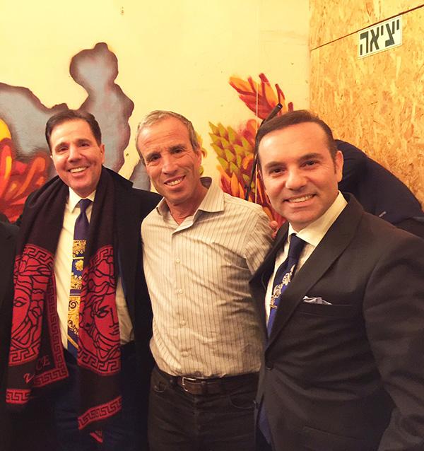 Elazar Stern, Yesh Atid Partisi milletvekili, eski tüm general