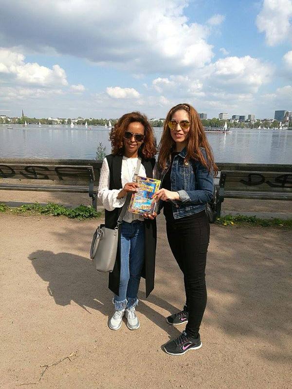 Adnan Oktar'ın kitapları Frankfurt ve Hamburg'da