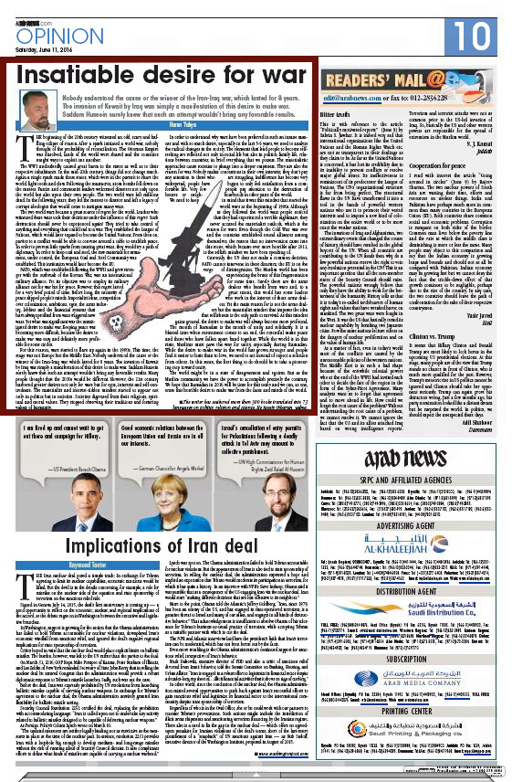 arab news_adnan_oktar_insatiable_desire_for_war1