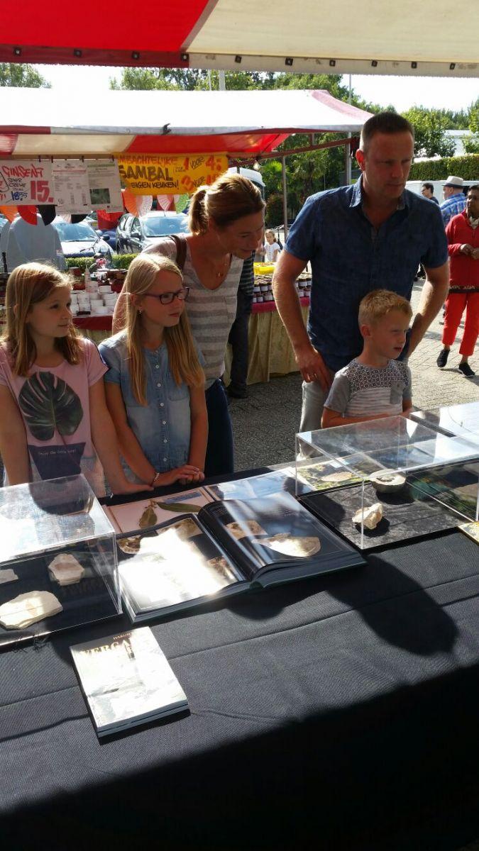 Breda'da Fosil Sergisi