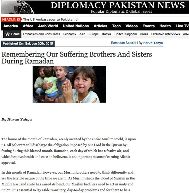 diplomacy pakistan_adnan_oktar_remembering_suffering_brothers_ramadan