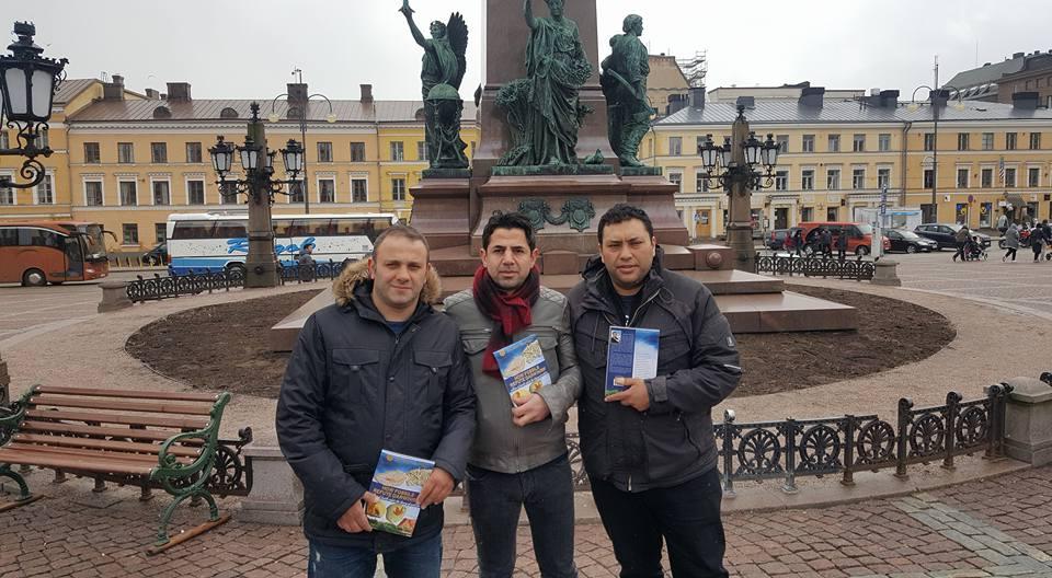 Finlandiya Kitap Dağıtımı