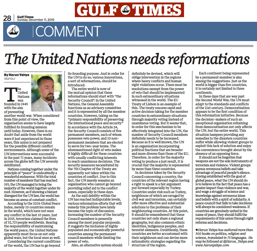 a review of united nations reform functions and responsibilities