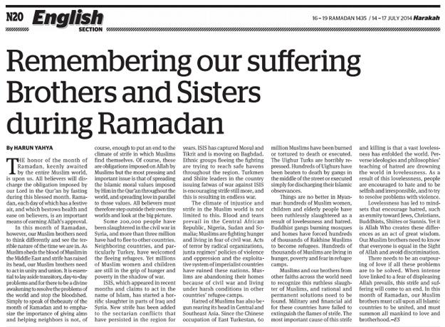 harakah daily_adnan_oktar_remembering_brothers