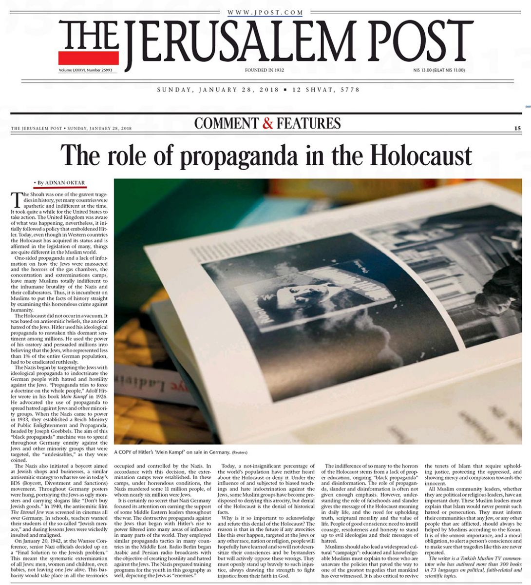 the role of ben ross during the jewish persecutions in germany The jewish role in is an ideal place to achieve jewish interests ross then bluntly of jewish women, and dozens of others during.