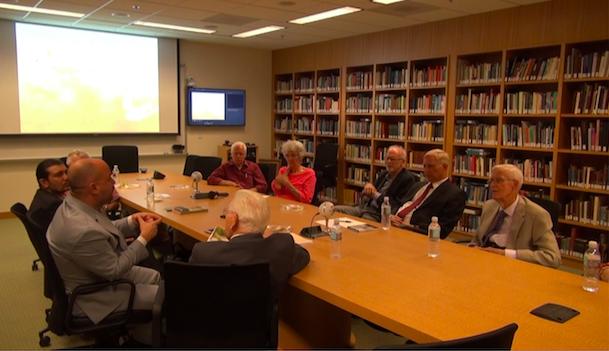 Loma Linda Üniversitesinde Akademisyenlerle Toplantı