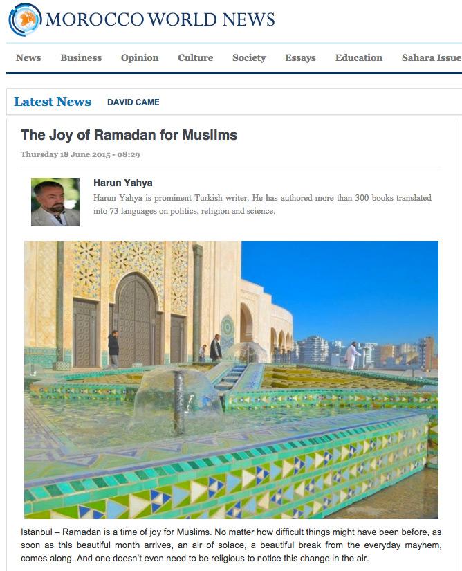morocco world_news_adnan_oktar_joy_of_ramadan