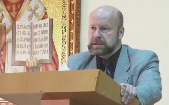 Prof. Aleksandr I. Evdokimov, Moskova Devlet Dilbilim Üniversitesi İlahiyat Fakültesi