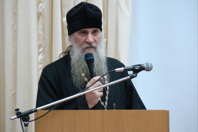 Başrahip Constantine Bufeev, Moskova Meryem Kilisesi, Misyonerlik ve Eğitim Merkezi Başkanı