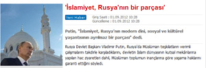 islamiyet-rusya sabah
