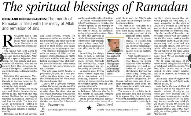new straits_times_adnan_oktar_spiritual_blessings_ramadan