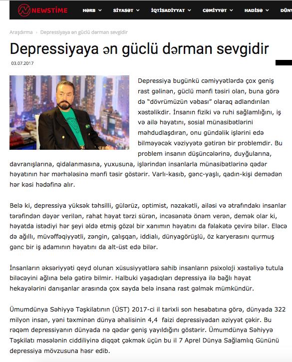 Depresyona Karşı En Güçlü İlaç Sevgidir
