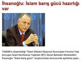 İslam Barış Türk İslam  harunyahya.co