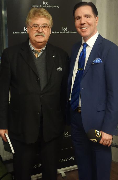 Elmar Brok, Avrupa Parlamentosu'nun Dış ilişkilerden sorumlu başkanı