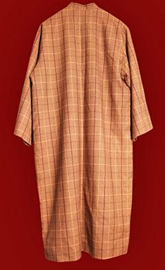 Şeyh Nazım Sultanımızın halvette 40 gün giydiği cübbesi