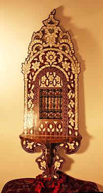 Şeyh Nazım Sultanımızın hediyesi Edirnekâri feslik