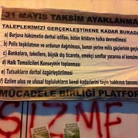 Gezi Parkı olaylarına zemin hazırlayanlar Güneydoğu'yu vermeyi amaçlıyorlardı.