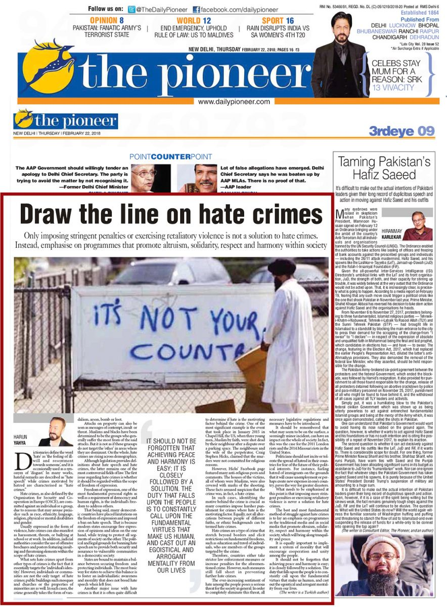 the pioneer_adnan_oktar_draw_the_line_on_hate_crimes